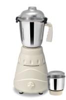 Suntreck Ultra 450 W Mixer Grinder White, 2 Jars