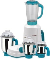 NDura Eco 4gs 750 W Mixer Grinder White, 4 Jars