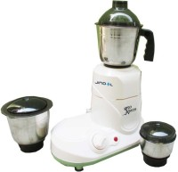 Jindal Ostra 500 W Juicer Mixer Grinder White, 3 Jars