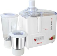 Lanstar Nova 550 W Juicer Mixer Grinder White, 2 Jars