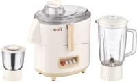 Kraft KRV Grinder 500 W Juicer Mixer Grinder White, 2 Jars
