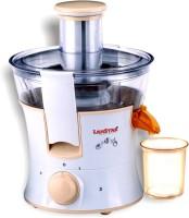 Lanstar Gem 300 W Juicer White, Beige, 0 Jar