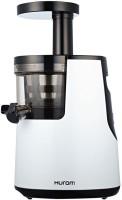 Hurom HH Elite Slow Juicer - 43 RPM 150 W Juicer White, 2 Jars