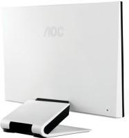 AOC e2262Vwh 21 inch LED Backlit LCD Monitor Black and White