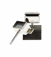Planet Superheroes Thor Hammer 8 GB Pen Drive Silver