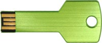 The Fappy Store Green Key 8 GB Pen Drive