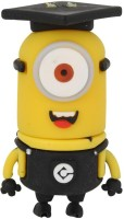 Zen The Master Minions Scholar 16 GB Pen Drive Black