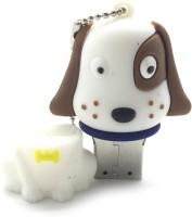 Smiledrive Cute Puppy Fancy Designer USB 8 GB Pen Drive Multicolor