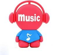 Ambitione Cartoon Music Person 8 GB Pen Drive