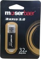 Moserbaer Rapid USB 3.0 32 GB Pen Drive