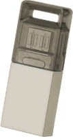 Lapcare Infinity Hybrid Mini 32 GB Pen Drive Silver