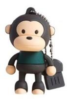 SMG Hut Monkey Flash Usb Pendrive 8 GB Pen Drive
