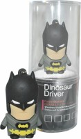 Dinosaur Drivers Nice Batman 16 GB Pen Drive Black