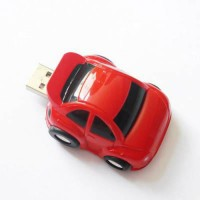 BrandAxis G3702 4 GB Pen Drive Red