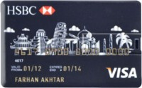 The Fappy Store HSBC credit Card 8 GB Pen Drive