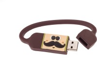 Kya Cheez Hai Bracelet-Mushtache man-BR 8 GB Pen Drive