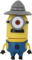 Zen The Master Minions Ranger 16 GB Pen Drive Blue