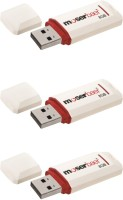 Moserbaer Knight Pack - 3 8 GB Pen Drive