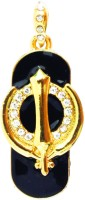 Enter Khanda 8 GB Fancy Pendrive Black