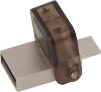 Kingston DTDUO/8GB 8 GB Pen Drive Brown