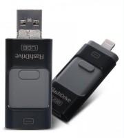RoQ FlashDrive Multifunctional 64 GB Pen Drive