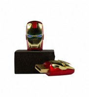 Planet Superheroes Ironman 8 GB Pen Drive Red