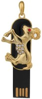Zen The Master Star Signs Aries 16 GB Pen Drive Gold