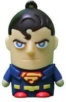 The Fappy Store Superman 16 GB Pen Drive Multicolor