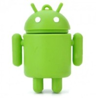 Its Our Studio Andriod Designer 8 GB Pen Drive Green