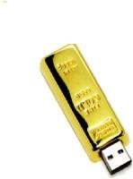 Finedor USB GoldBar 8 GB Pen Drive