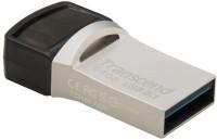 Transcend JetFlash 890S USB 3.1+Type-C 64 GB Pen Drive