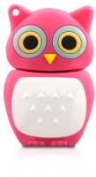 SMG Hut Owl Flash Usb Pendrive 8 GB Pen Drive