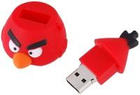 Microware Angry Bird Shape 4 GB Pen Drive