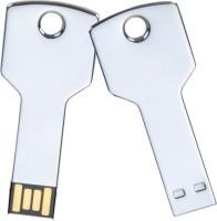 The Fappy Store Silver Key 32 GB Pen Drive