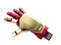 Marvel Ironman Hand 8 GB Pen Drive Gold