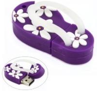 The Fappy Store Slipper Purple 8 GB Pen Drive Purple