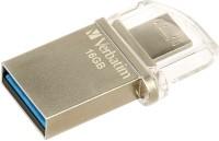 Verbatim V49825 16 GB Pen Drive Grey