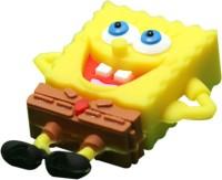 SMG Hut Sponge Bob Flash Usb Pendrive 8 GB Pen Drive