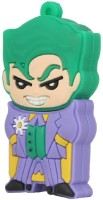 Zen The Master Joker 16 GB Pen Drive Green