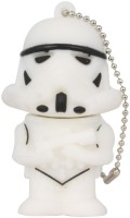 Zen The Master Starwars Storm Trooper 8 GB Pen Drive White