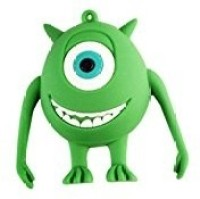 The Fappy Store Monster University 8 GB Pen Drive Green