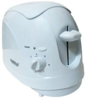 Maharaja BPT-412 Toaster 750 W Pop Up Toaster White