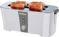 Khaitan KPT 108 1350 W Pop Up Toaster White