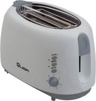 Quba B07 750 W Pop Up Toaster Grey