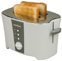 Khaitan KPT 107 800 W Pop Up Toaster White