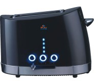 Bajaj Platini PX30T 900 W Pop Up Toaster Black