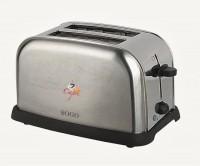 Sogo SS-5340 900 W Pop Up Toaster Black