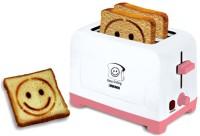 Wama WMTO09 700 W Pop Up Toaster White
