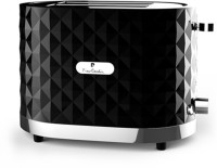 Pierre Cardin TR0201 1000 W Pop Up Toaster Black