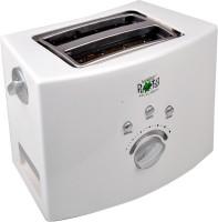 Maple MTD1 800 W Pop Up Toaster White